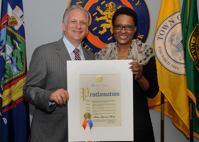 PIX FAM MANGANO AND ME PROCLAMATION