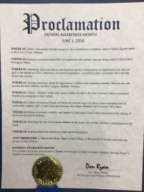 PIX FAM PROCLAMATION 2018 HEMPSTEAD VILLAGE